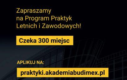 Płatne praktyki w Budimex