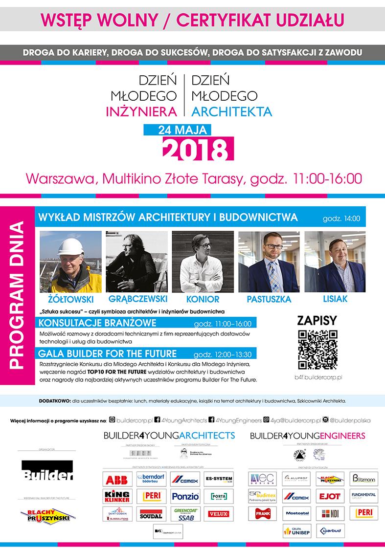 Dzień Młodego Architekta i Inżyniera