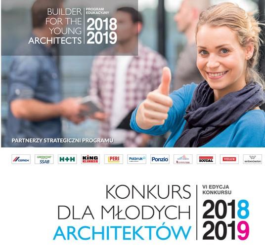 Konkurs dla młodych architektów